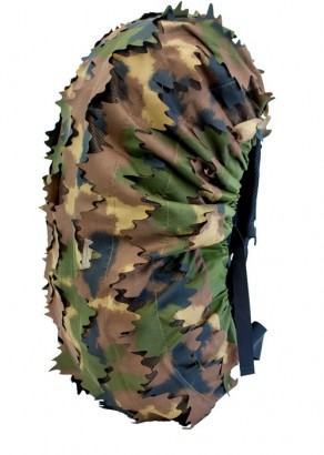 Chameleon Backpack Cover Woodland 2