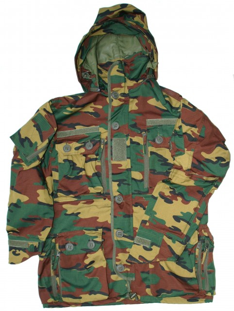 Tac-Gear Smock BE camo